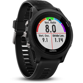 Garmin Forerunner 935 GPS Triathlonuhr black